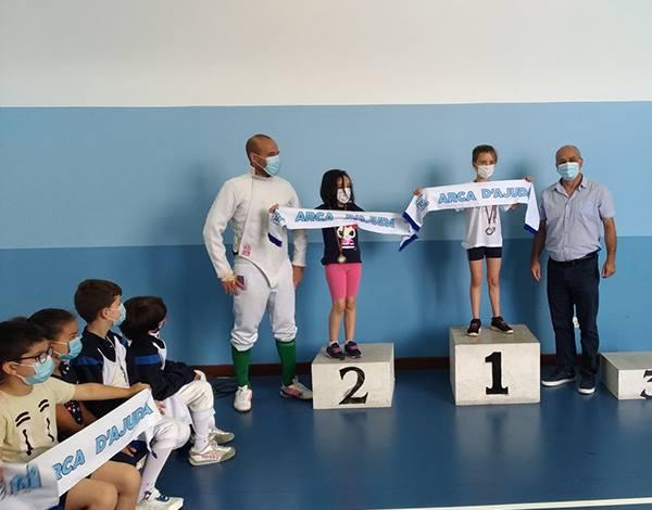 Esgrima - Open de Benjamins e Campeonato Regional de Espada