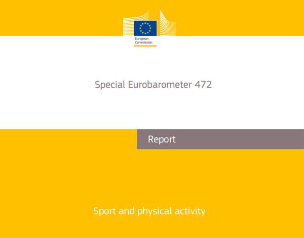 Eurobarómetro Desporto e atividade física