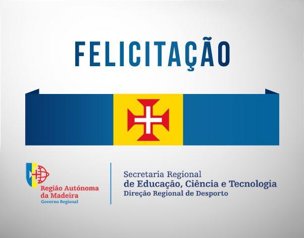 Felicitação - Clube Desportivo e Recreativo dos Prazeres