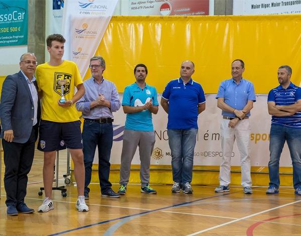 IV Torneio Internacional Funchal Futsal Cup 2019