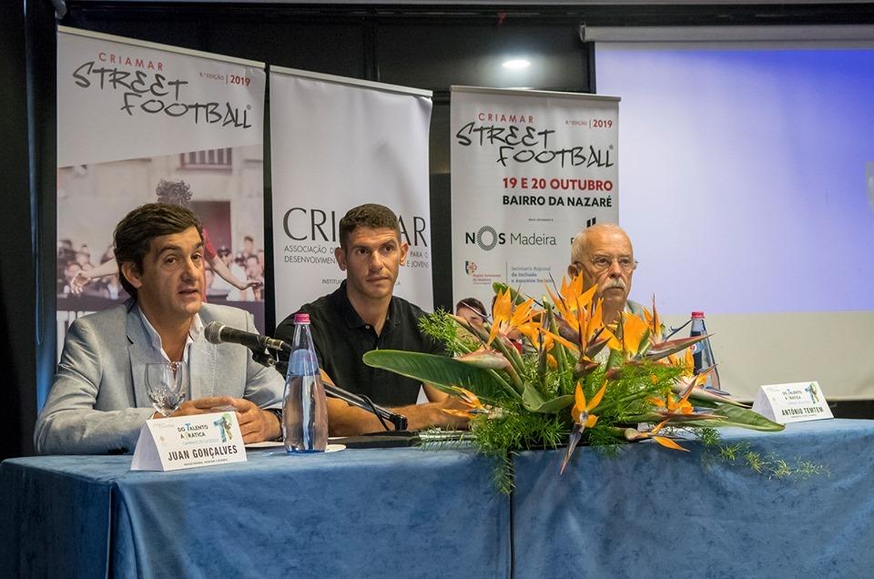 CRIAMAR Street Football 2019 - Formação