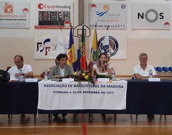 Clinic Nacional de Treinadores – Madeira 2019