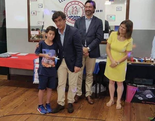 38.º aniversário do Clube Desportivo Infante Dom Henrique