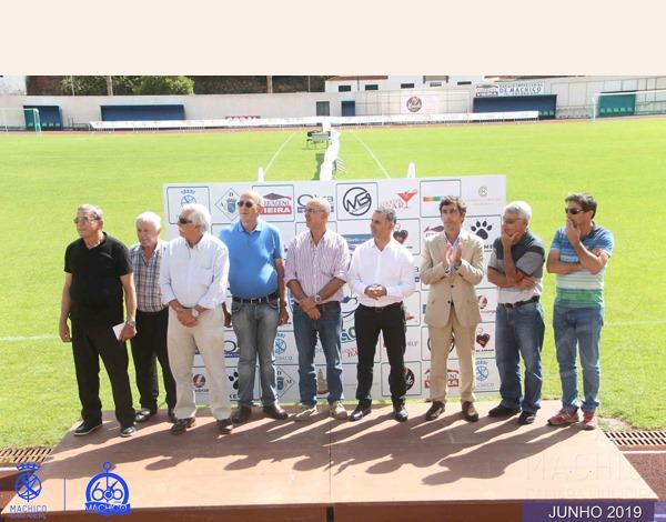 Cerimónia de Abertura da 5.ª Edição do Torneio de Futebol Machico Cup 2019