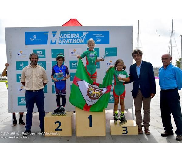 IV Maratona Internacional da Madeira em Patins