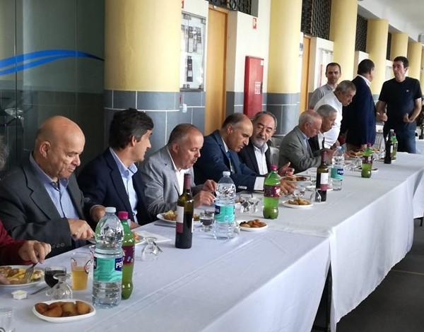 Almoço comemorativo do 55.º Aniversário do Juventude Atlântico Clube