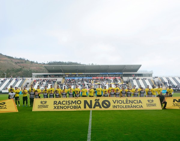 Jogo CD Nacional da Madeira - Académica de Coimbra