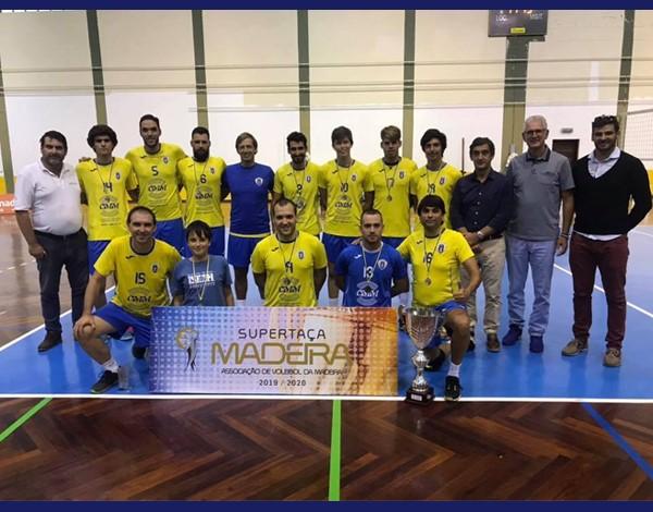 Supertaça 2019/2020 em Voleibol - Seniores Masculinos