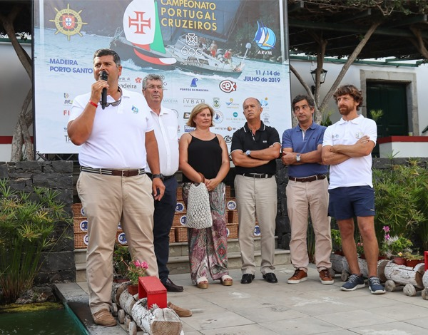 Campeonato de Portugal de Cruzeiros ORC 2019
