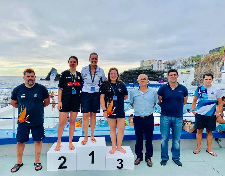 Entrega Prémios Prova Mar 'Frente Mar Swim' 2019