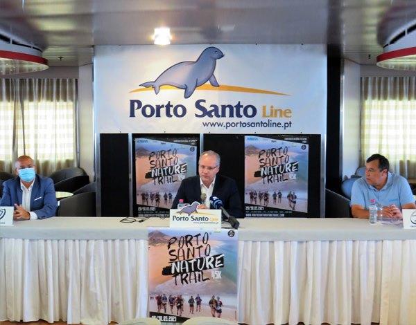 Apresentação do Porto Santo Nature Trail