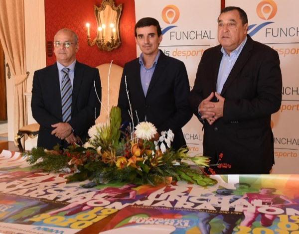 Apresentação da Maratona do Funchal