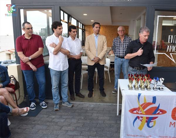 Encerramento do Torneio do CAB Madeira