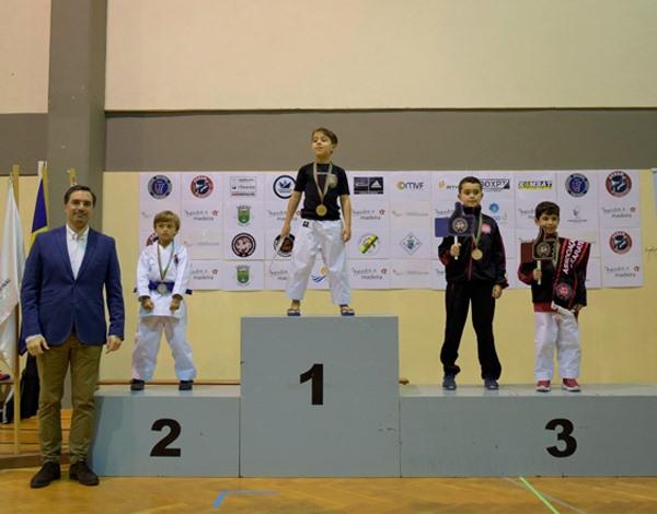 Campeonato Regional de Infantis, Iniciados, Juvenis e Regional de Clubes de Karaté