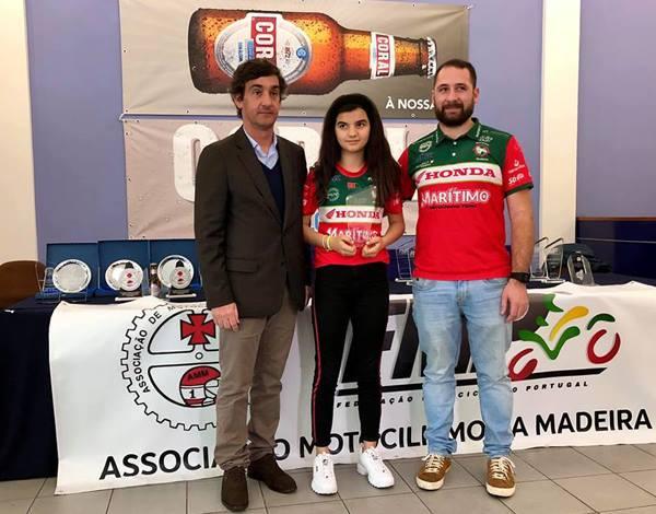 Entrega de Prémios da Associação de Motociclismo da Madeira