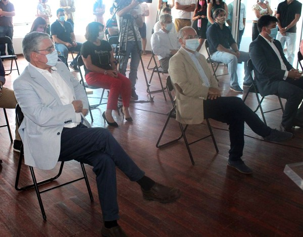 Tomada de posse dos novos órgãos sociais do Clube Naval de São Vicente.