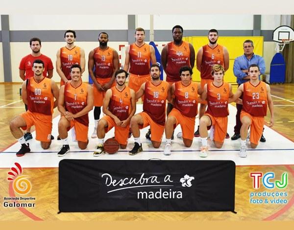 Jogo de Apuramento da Pro Liga - AD Galomar - Basquetebol
