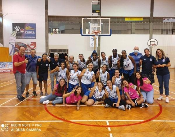 Jogos de Apuramento ao Campeonato Nacional I Divisão seniores femininos - Basquetebol