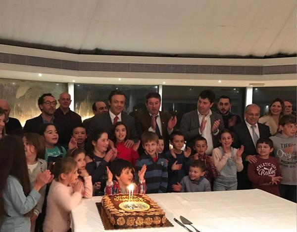 25.º Aniversário do Valour Futebol Clube