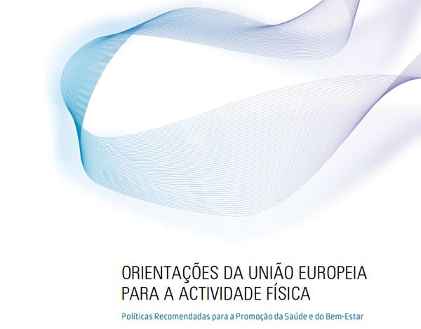 Orientações da União Europeia para a Atividade Física