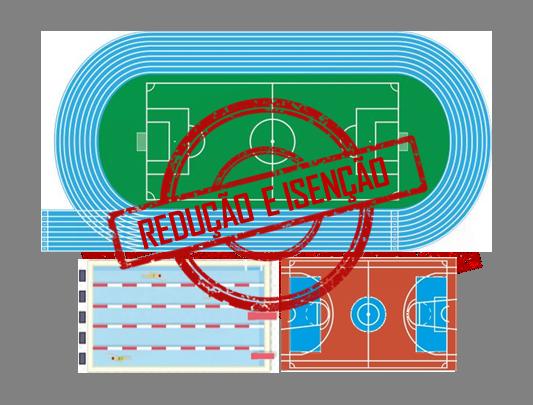 Regime de aplicação de taxas pela utilização de infraestruturas desportivas
