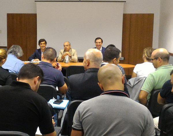 Direção Regional promoveu reunião com as Associações para analisar PEP