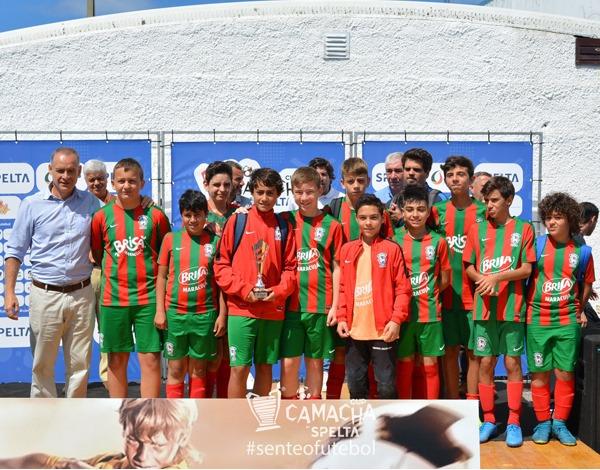 Torneio de Futebol Camacha Cup 2019