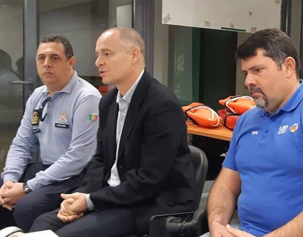 Direção Regional  promove programa de Formação na Área da Segurança e Socorro