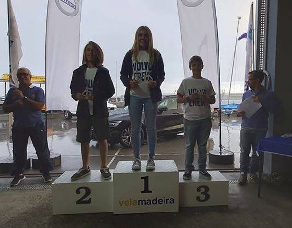 Troféu VolvoCars - 2.ª Prova do Campeonato da Madeira de Vela Ligeira