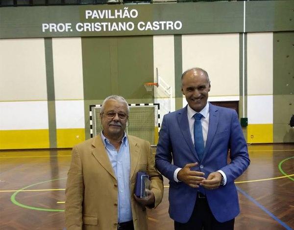 Homenagem ao Professor Cristiano Castro