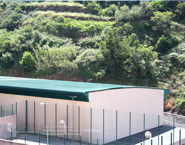 Pavilhão Gimnodesportivo da Serra de Água