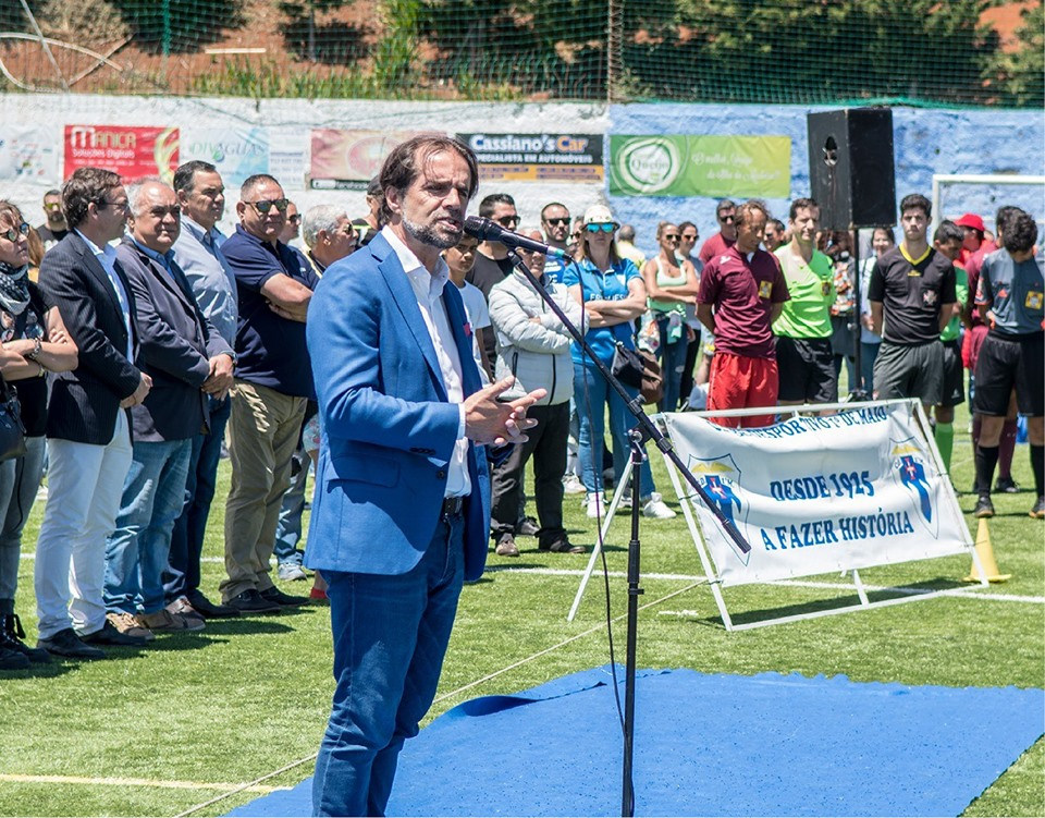 94.º Aniversário do Clube Desportivo 1.º de Maio - Torneio 'Professor Eleutério de Aguiar'