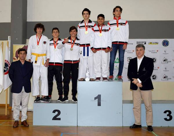 Campeonato Nacional de Karaté - Fase Regional