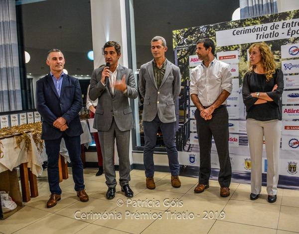 Atletas e Clubes Regionais de Triatlo premiados na Gala de Entrega de Prémios ARTM 2019