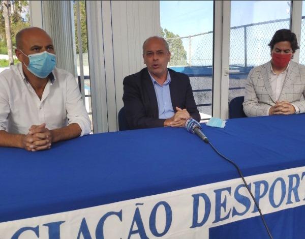 Tomada de posse dos novos Órgãos Sociais da Associação Desportiva da Camacha