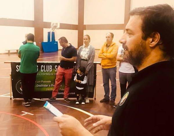 II Edição do Torneio de Santa Cruz de Boccia