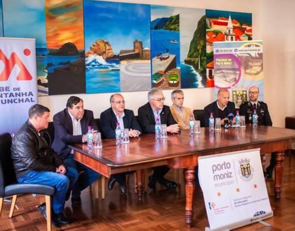 Apresentação do Trail do Porto Moniz