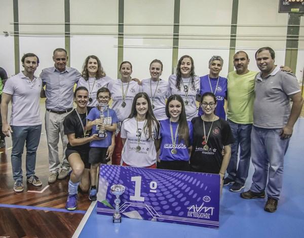 Encerramento da época 2018/2019 da Associação de Voleibol da Madeira