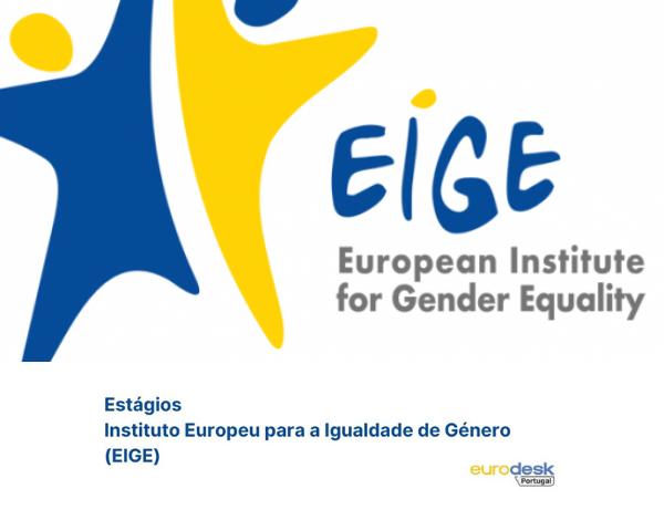 Estágios | Instituto Europeu para a Igualdade de Género