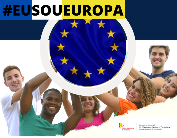 Concurso criativo #EUSOUEUROPA