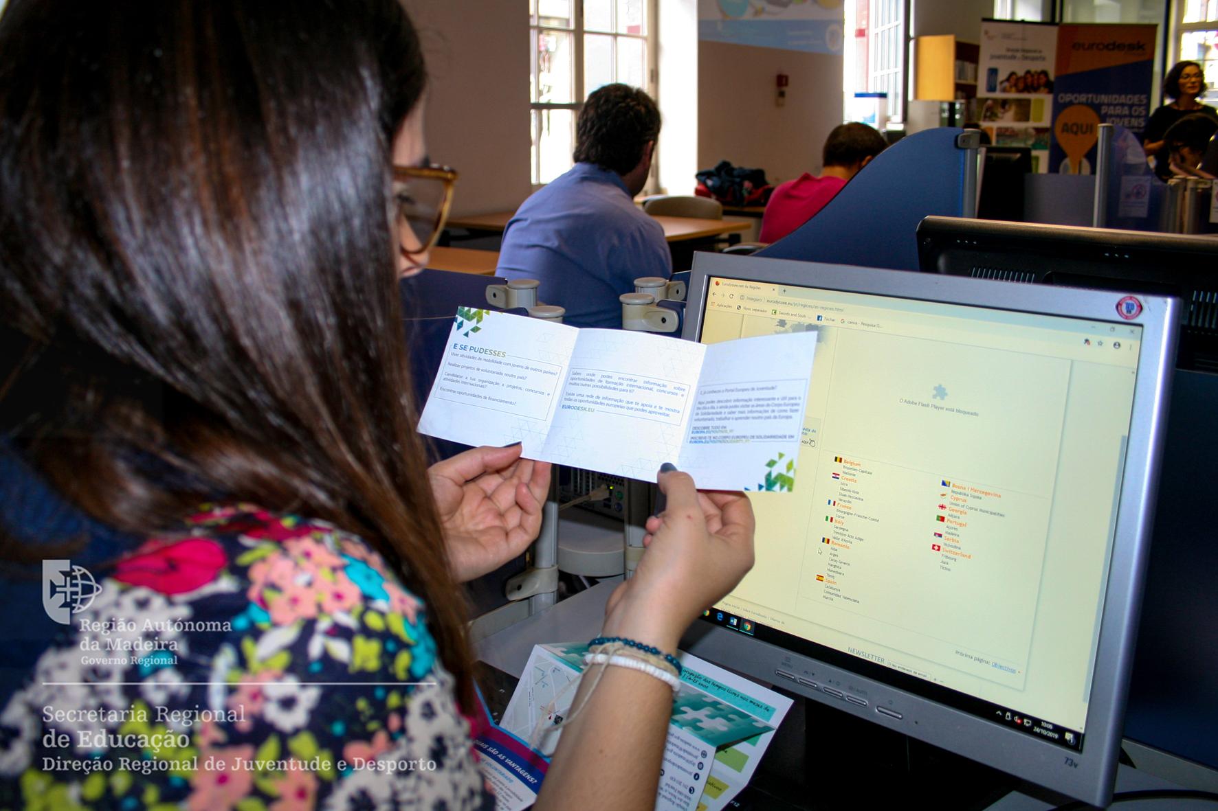 Workshop em técnicas de procura ativa de emprego no Funchal