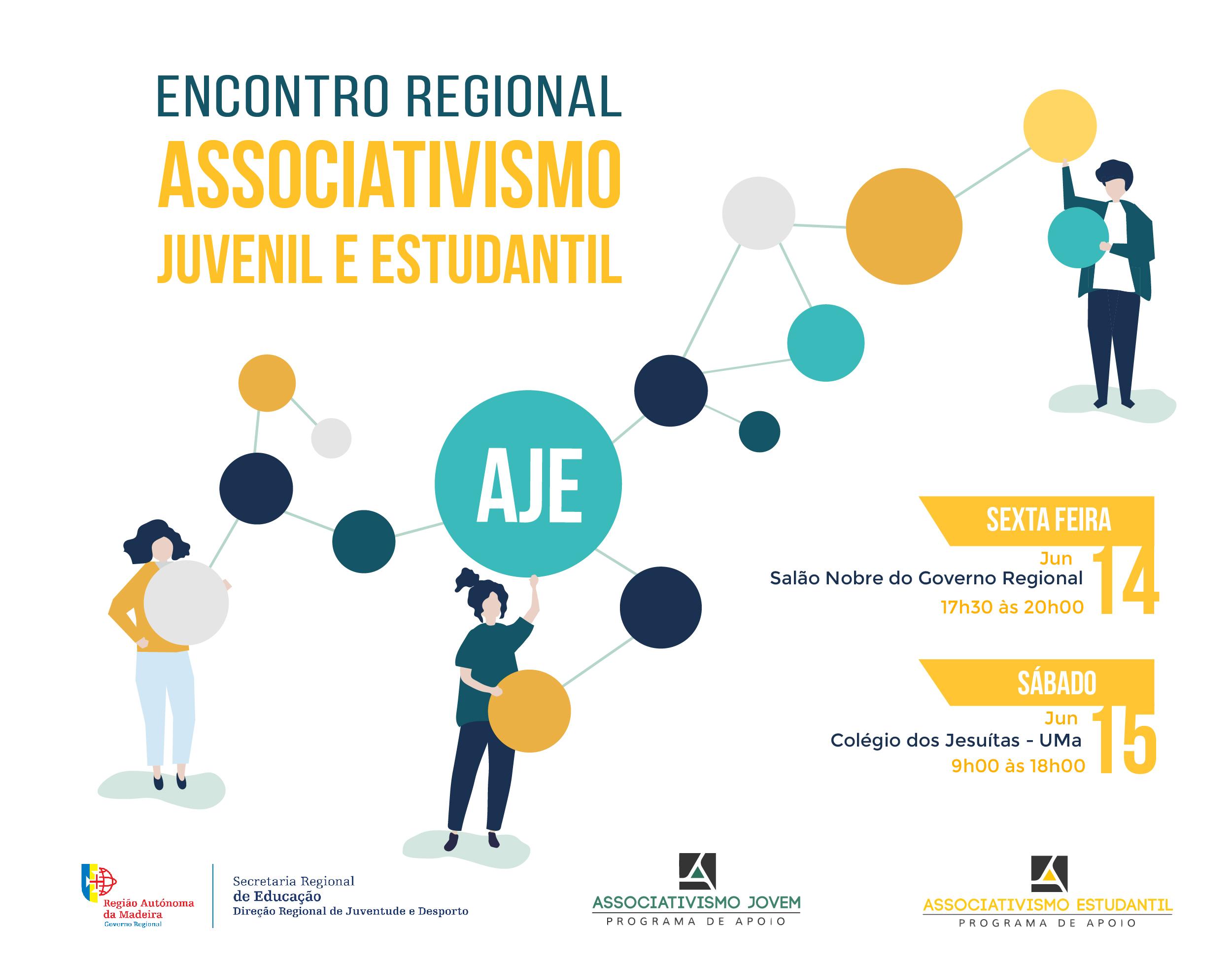 Encontro Regional do Associativismo Juvenil e Estudantil – AJE