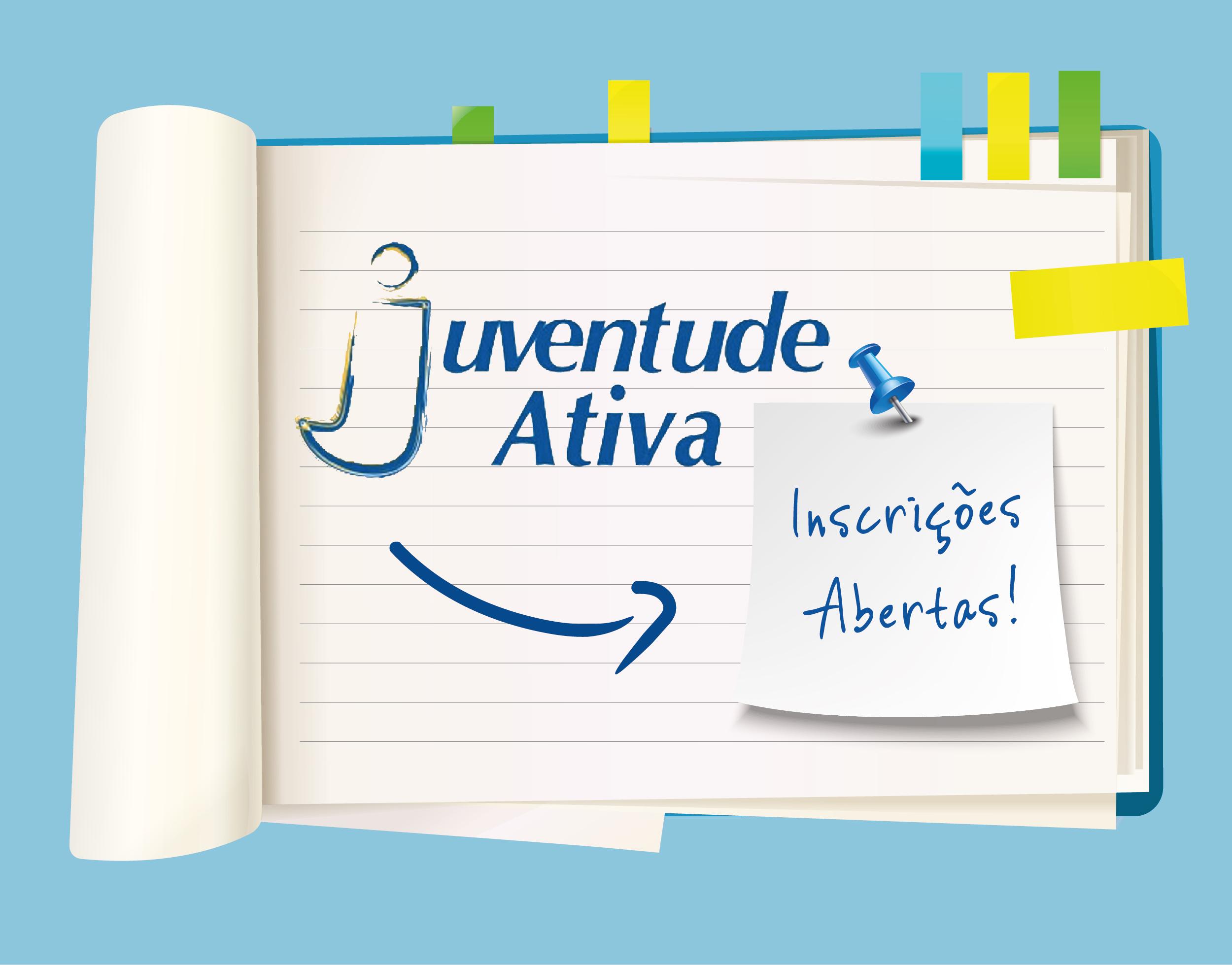 Programa Juventude Ativa - Inscrições abertas