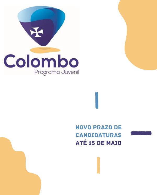 COLOMBO novo prazo