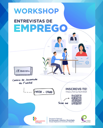 Workshop - Entrevistas de Emprego