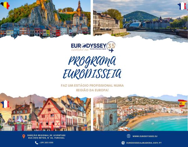 Tens interesse em fazer um estágio profissional no estrangeiro a partir de setembro?