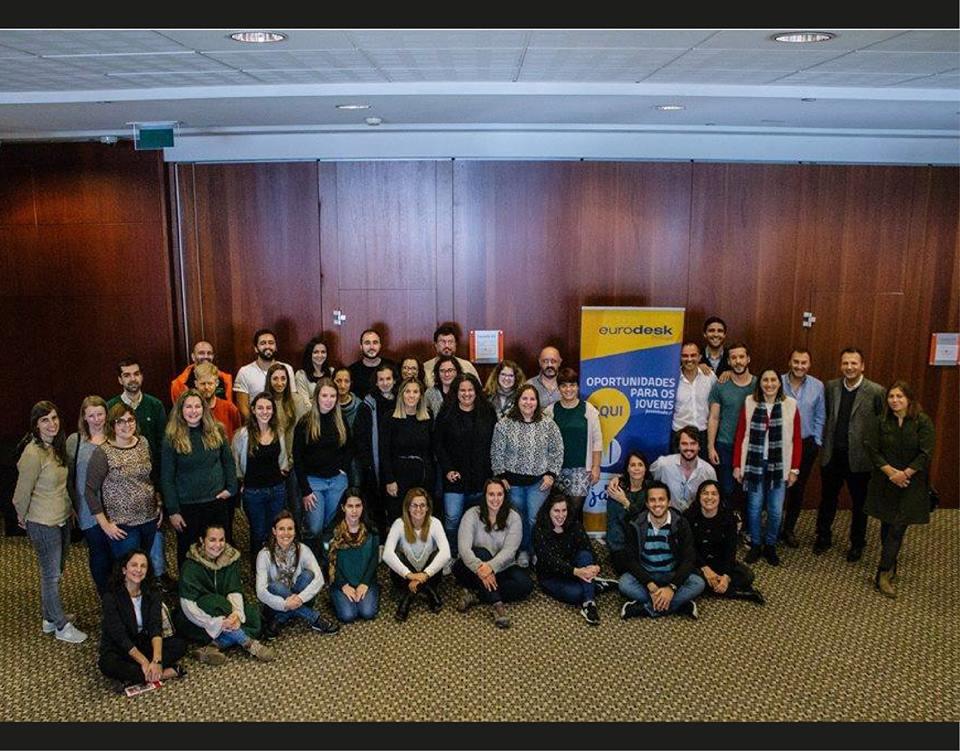 Encontro Nacional da Rede Eurodesk