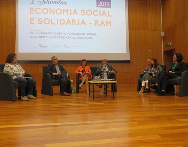 I Jornadas da Economia Social e Solidária da RAM