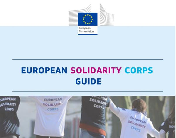 Guia do Corpo Europeu de Solidariedade para 2020 já está online!