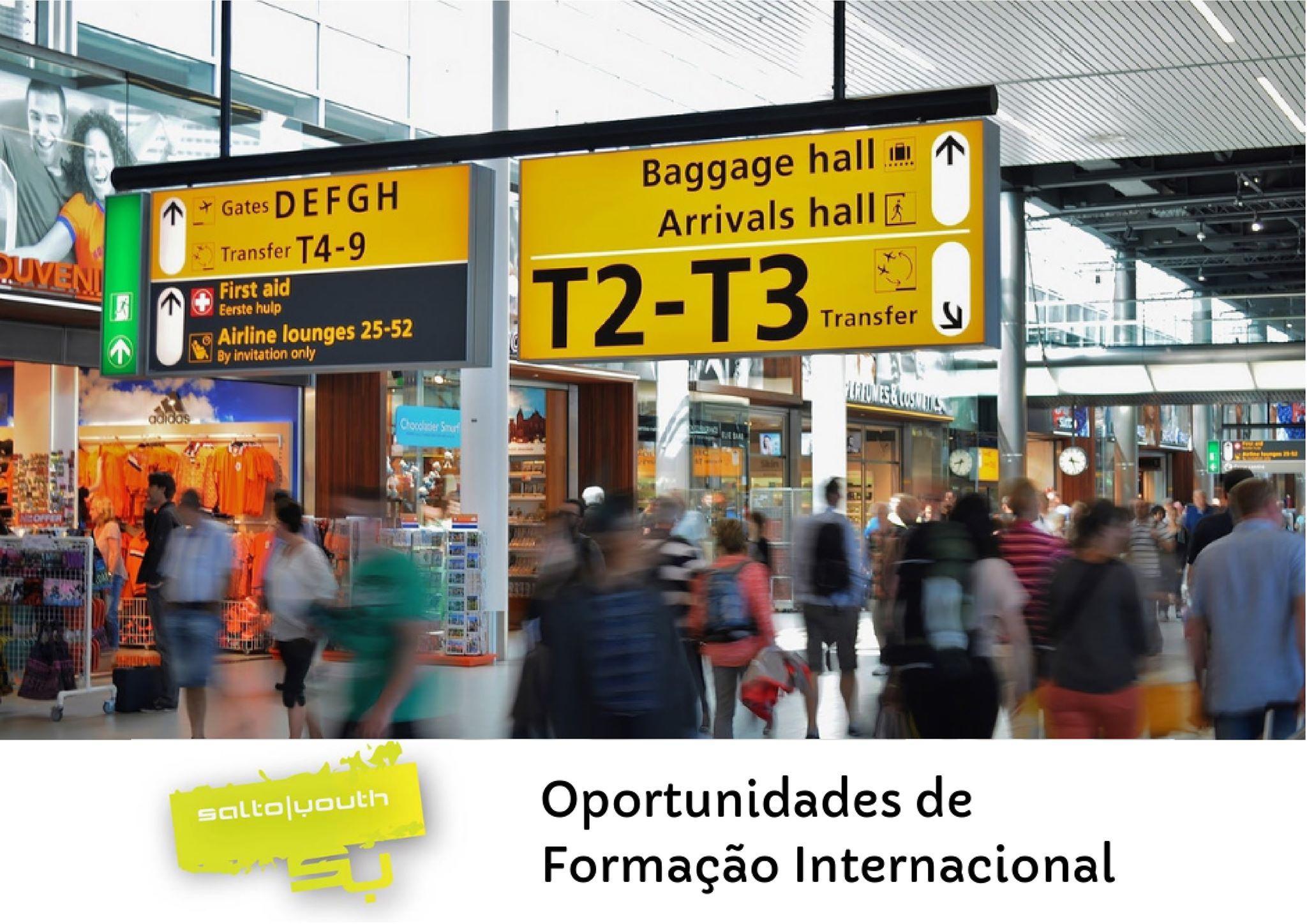 Oportunidades de Formação Internacional